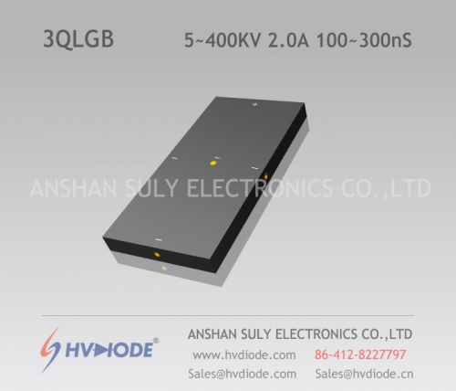 HVDIODE manufacturers produce genuine good goods 3QLG5 ~ 400KV / 2.0A high frequency 100 ~ 300nS high voltage three phase bridge